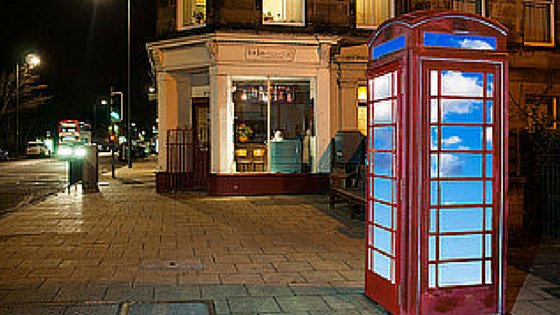 Portobello Phone Box