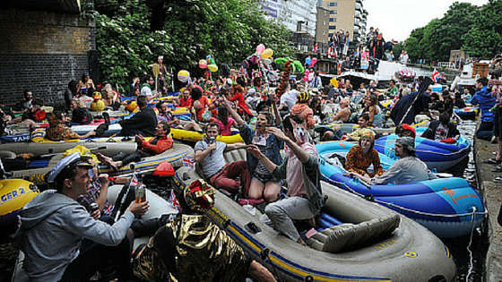 Jubillegal flotilla