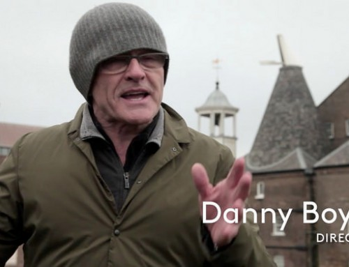 Danny Boyle – still from video supporting the line