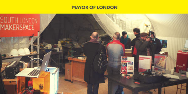 Introducing the Mayor's Crowdfund London Programme 2017 - Lewisham