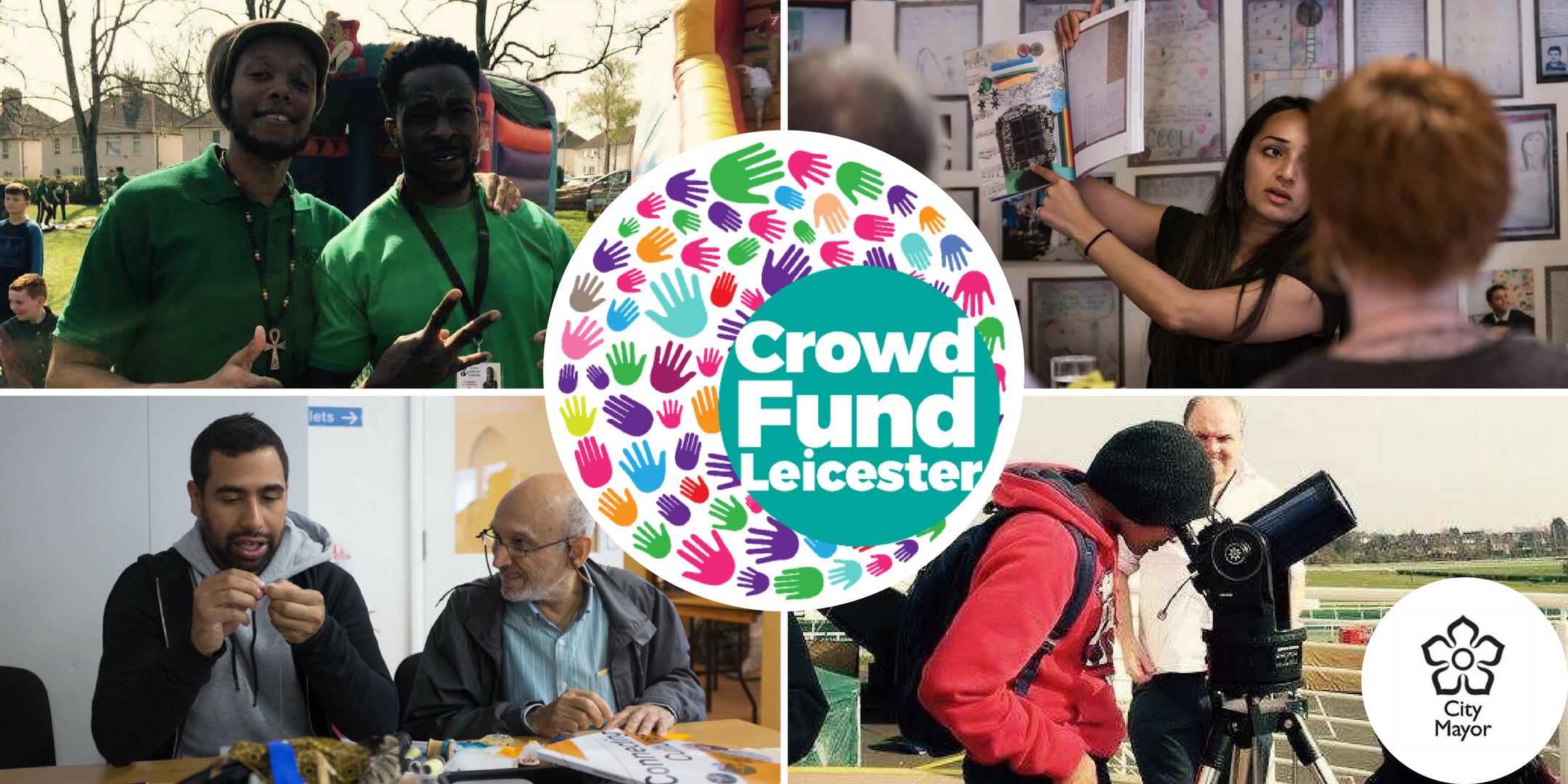 The Essex Crowd - Crowdfunding Workshop