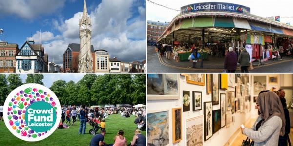 CrowdFund Leicester - Community Workshop