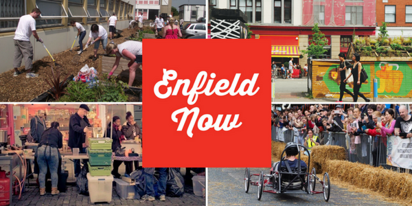 Enfield Now - Community Crowdfunding Workshop