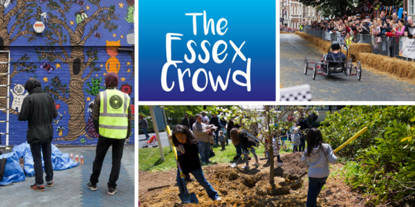 The Essex Crowd - Crowdfunding Workshop at Art of the Possible