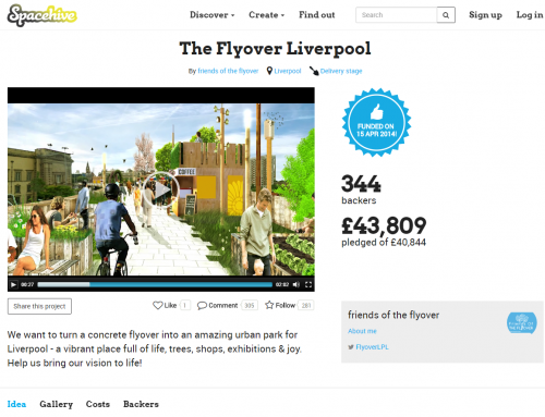 flyover – project page