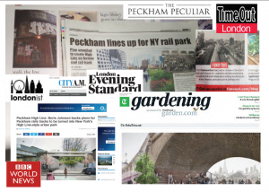 Peckham Press Coverage