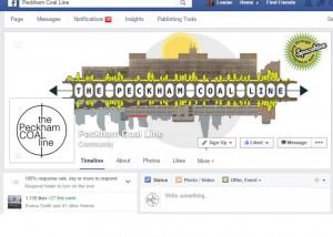 Peckham Coal Line Facebook Support
