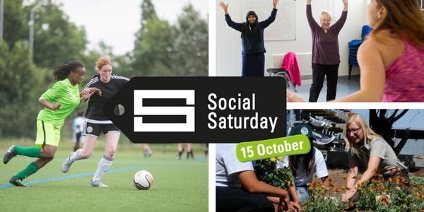 Social Saturday