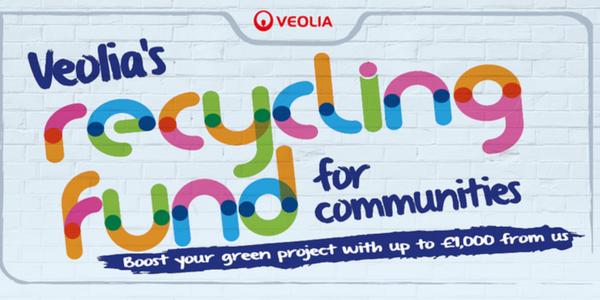 Veolia's Recycling Fund for Communities - Crowdfunding Workshop