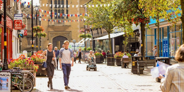 Warwickshire Placemaking Fund