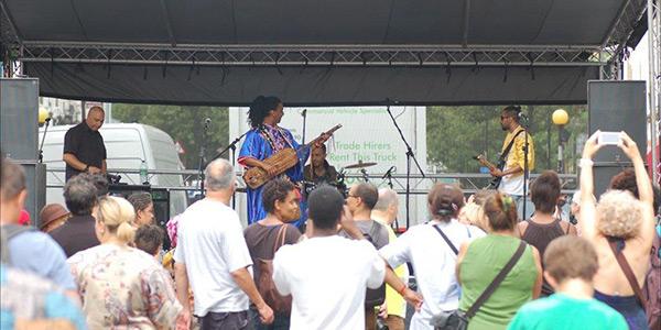 Community music festival