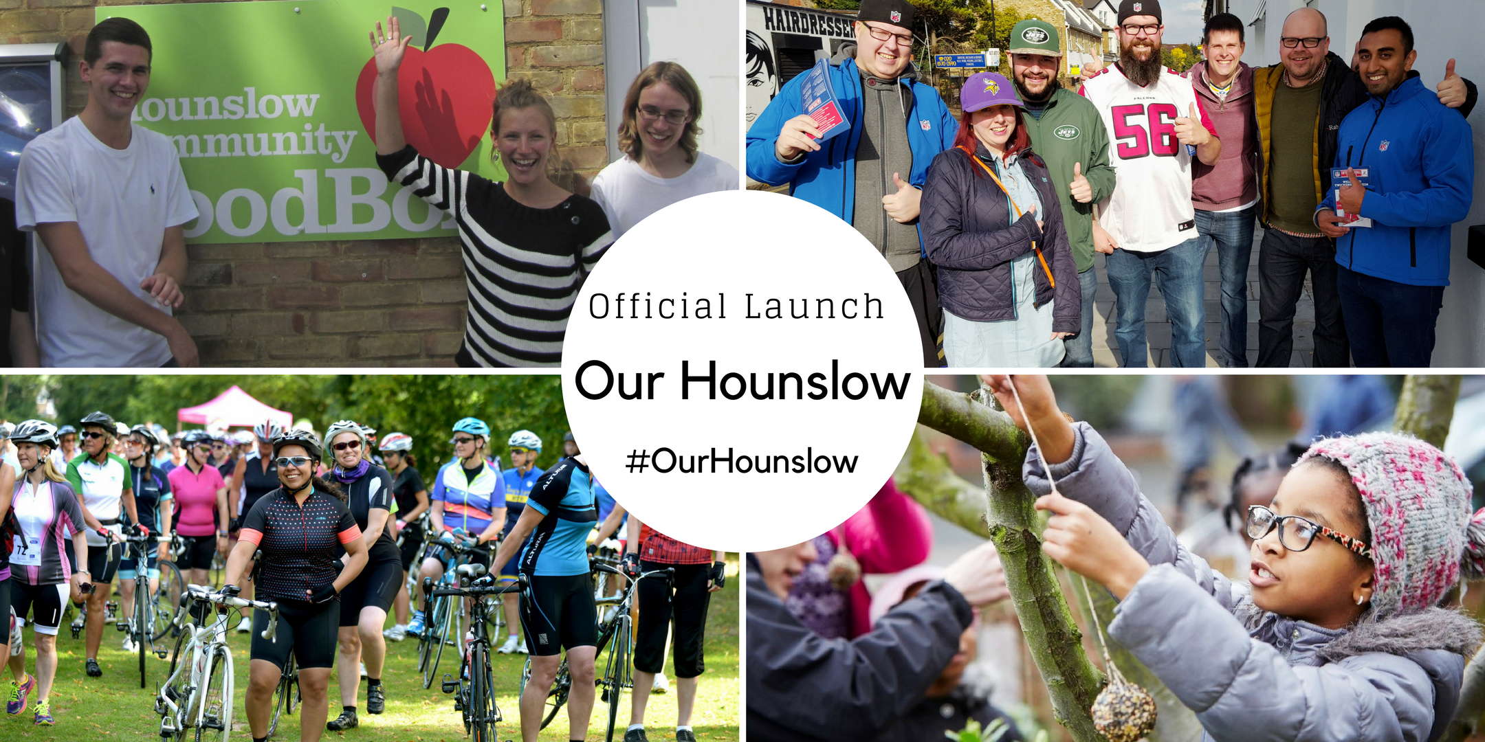 Introducing Our Hounslow - Launch Event