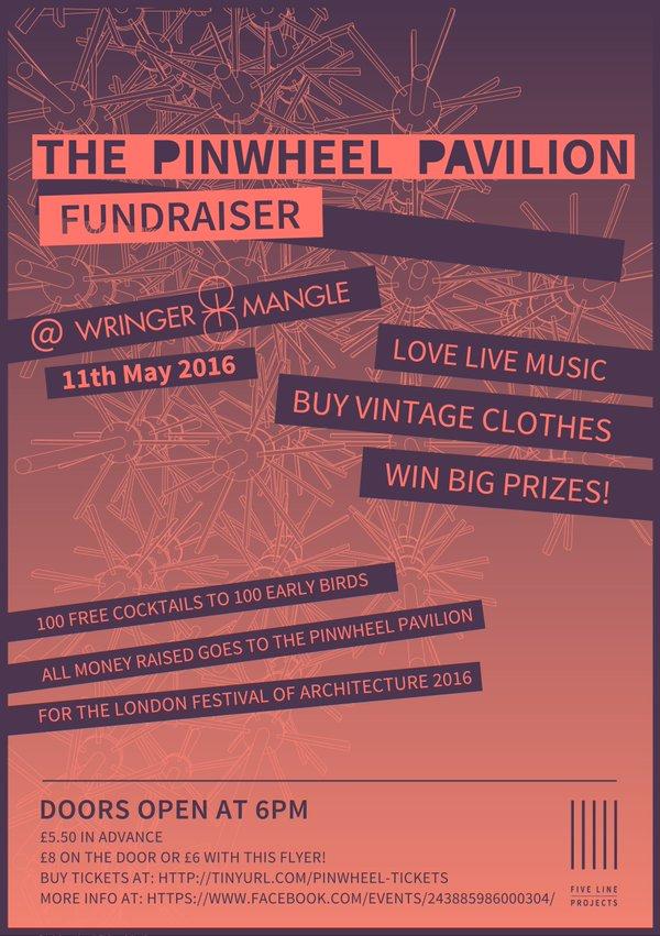 Pinwheel Pavilion Fundraiser