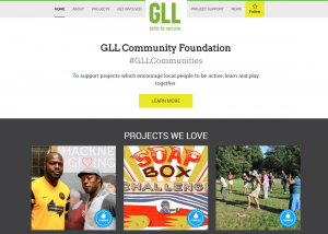 GLL Community Foundation Home