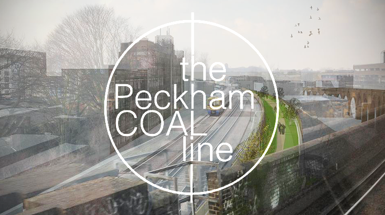 Pledges are rolling in thick and fast for the Peckham Coal Line