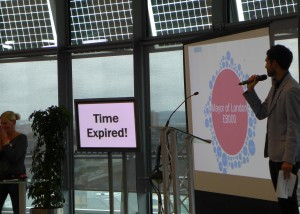 Mayor of London - Pitch and Pledge Event