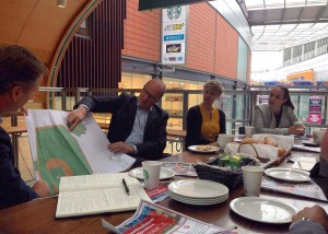 Hull bloggers Breakfast
