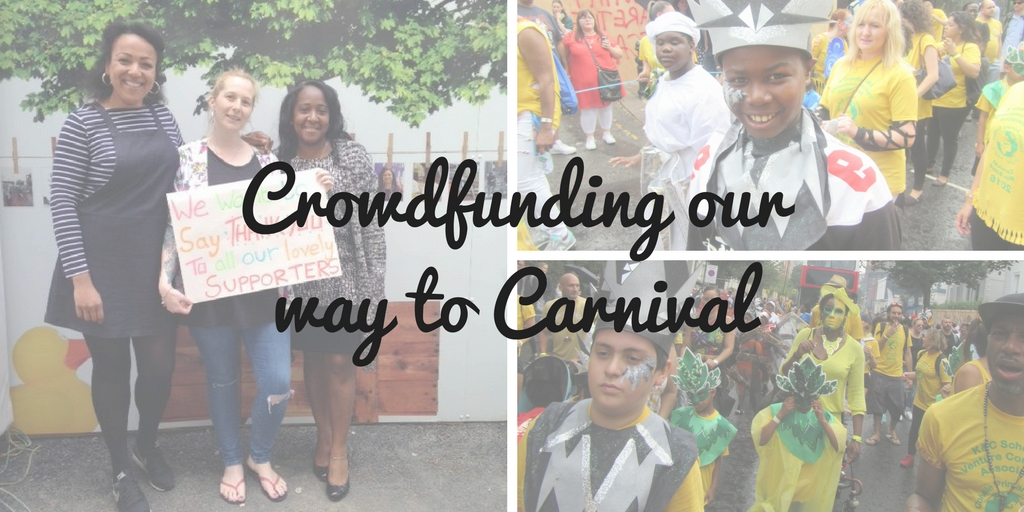 Crowdfunding our way to Carnival