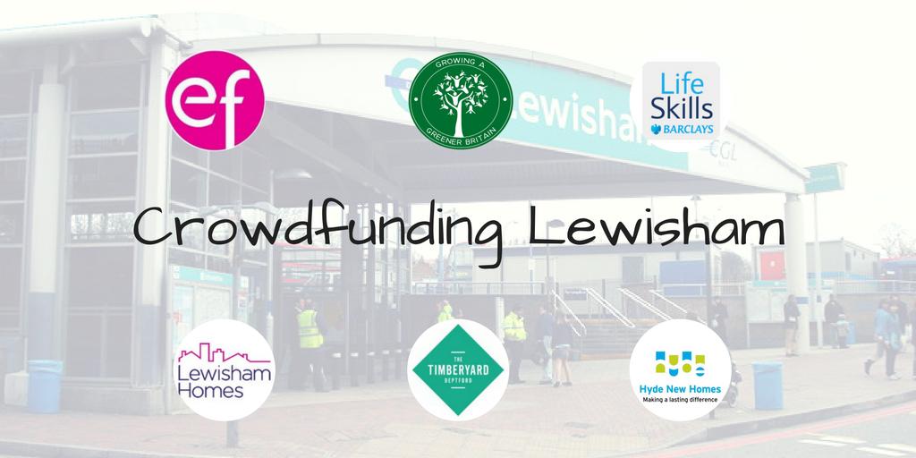 Crowdfunding Lewisham