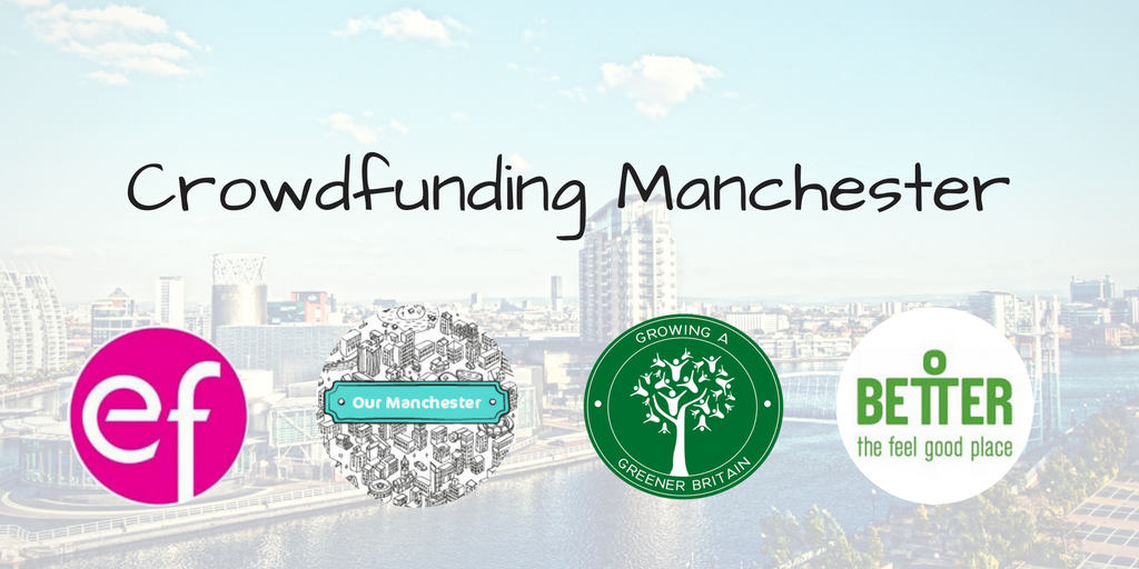 Crowdfunding Manchester