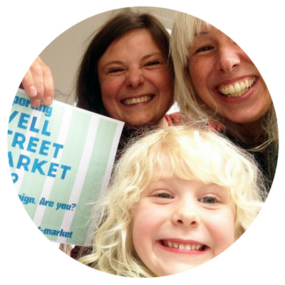 The Well Street Market with Kay