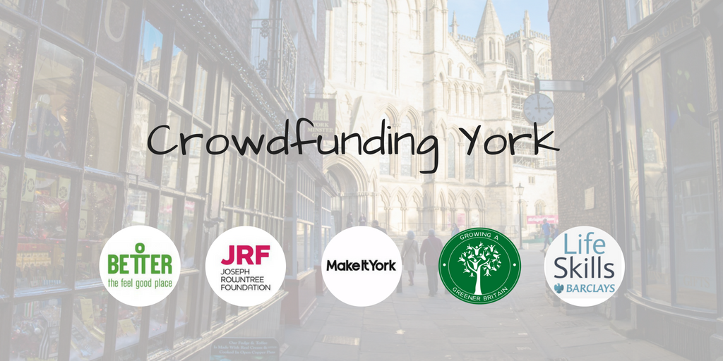 Crowdfunding York in Numbers
