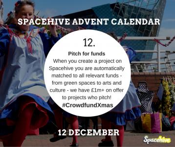 Advent Calendar Day 12