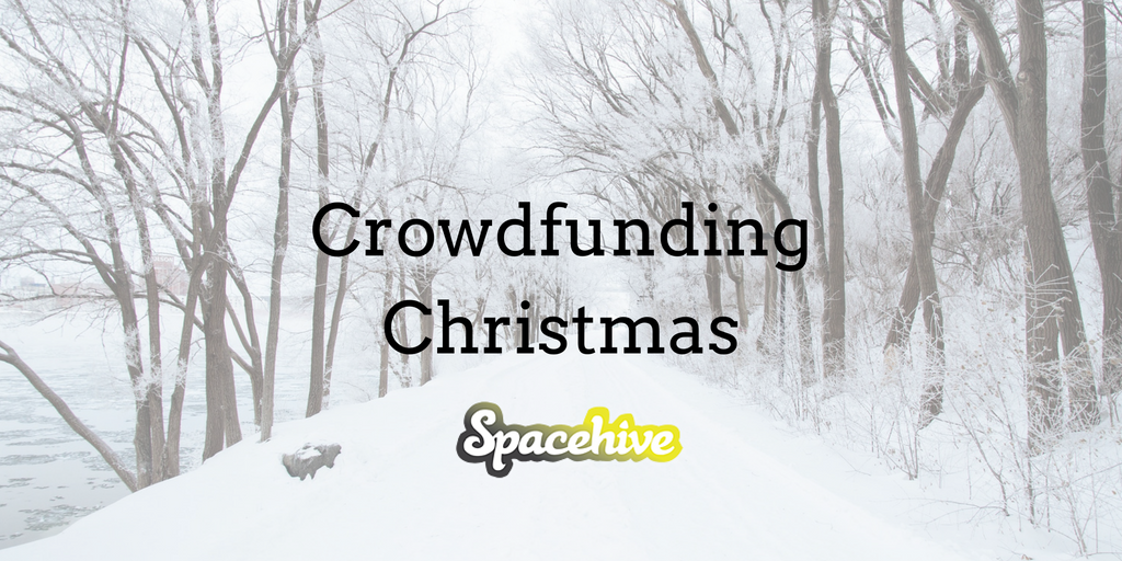 Crowdfunding Christmas with Spacehive
