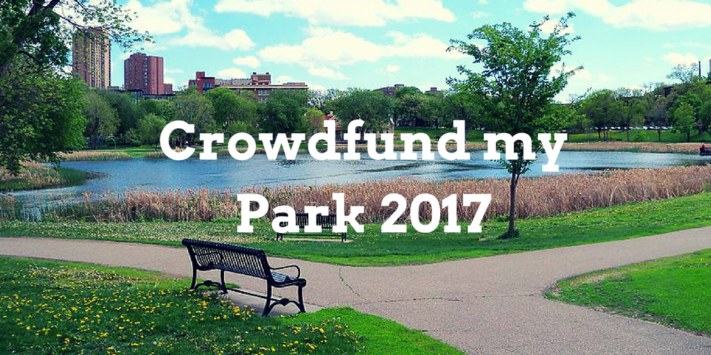 Crowdfund my Park 2017
