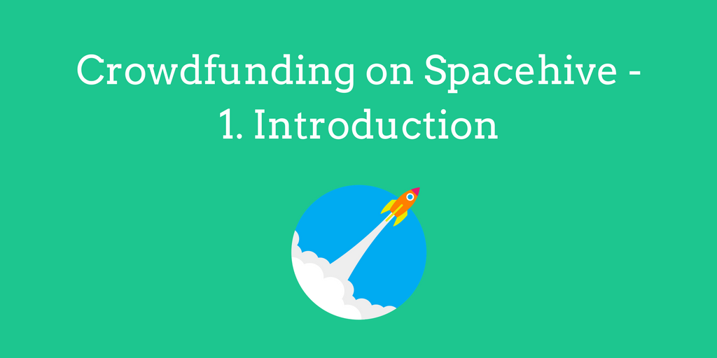 Crowdfunding on Spacehive - Introduction