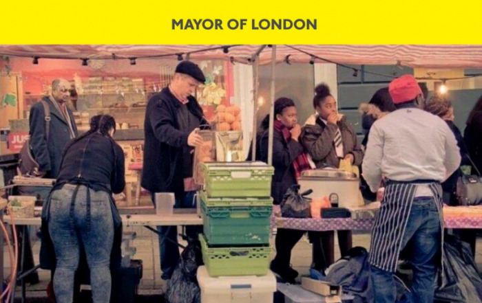 Introducing the Mayor's Crowdfund London Workshops