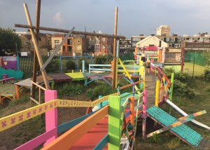 Weavers Adventure Playground_Bethnal Green