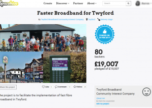 Faster Broadband for Twyford - Project Page